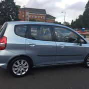 Honda Jazz DSI SE 1.4 Manual Petrol drivers side