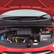 Hyundai i10 Active 1.3 engine bay