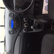 Hyundai i10 Active 1.3 dashboard